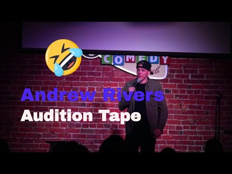 2019 Late Night Audition Tape #1 - Andrew Rivers   Stand Up Comedy from YouTube · Duration:  5 minutes 35 seconds