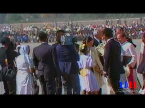 Pope John Paul II visit Haiti(1983) part 2