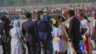 Pope John Paul II visit Haiti(1983) part 2