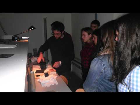 Pràctiques de Física a la Universitat de Barcelona (UB) Curs 2015-2016