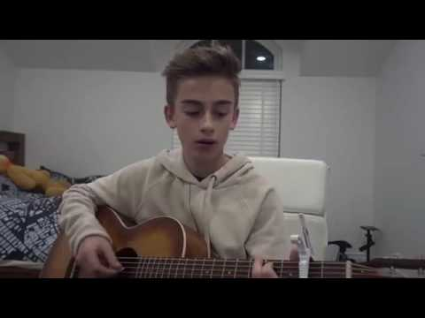 Justin Bieber - Never let you go Cover by Johnny Orlando(Acoustic)
