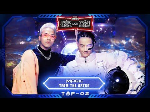 Thanh Duy tự sáng tác ca khúc mới Magic, 'làm lố' hết mình với vũ điệu 'con giun' VOGUE   The Heroes