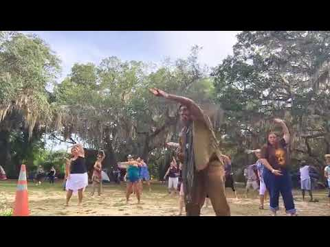 Qi Dance at Paralounge