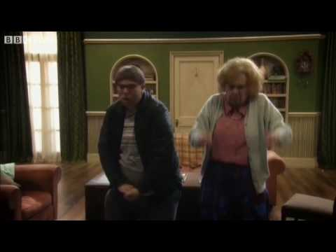 Superman Dance - Psychoville - BBC Two