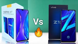 Vivo Z1x vs Realme XT - Which one is best ? | Vivo z1x Comparision with Realme XT🔥True Openion 🔥