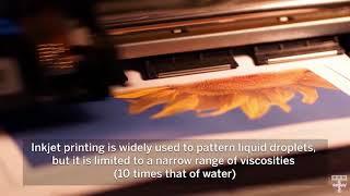 Acoustophoretic Printing   Summary