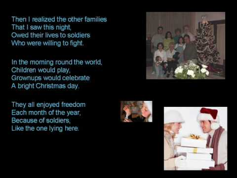 A Soldier's Silent Night - YouTube