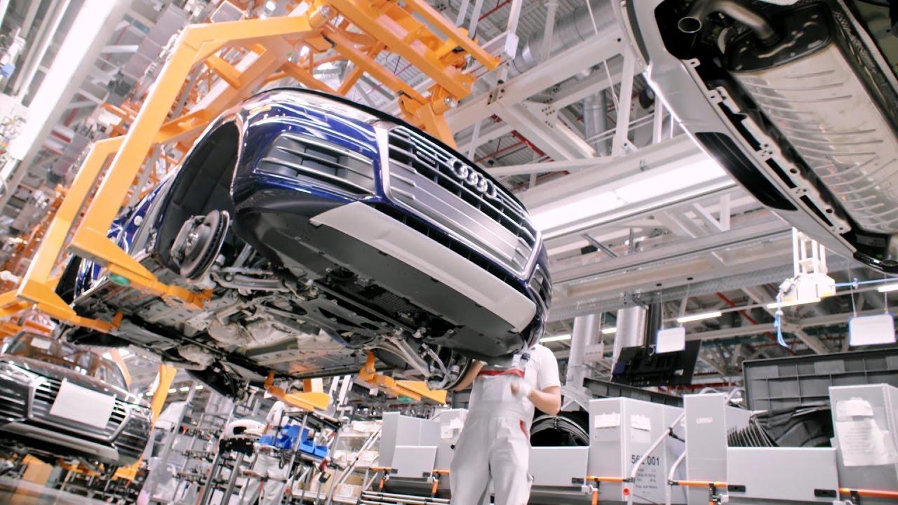 Audi San Jose >> Audi Q5 Production At San Jose Chiapa Mexico