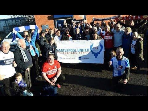 #FansMakeClubs - Save Hartlepool Utd Campaign