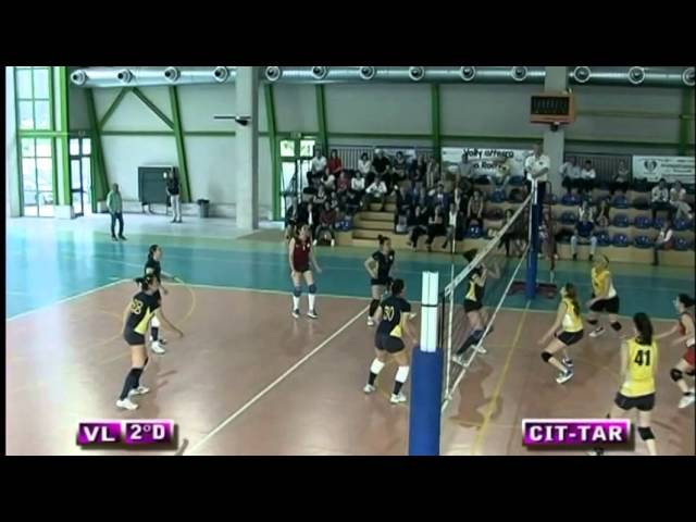 Volley Cittaducale vs Tarquinia - 3° Set