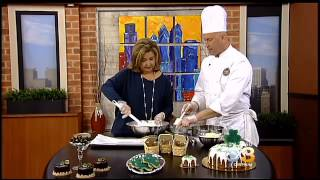 Making Irish Potatoes With Executive Chef Robert Bennett « Cbs Philly
