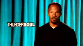 Jamie Foxx's Thunder Soul Supports Big Brothers Big Sisters