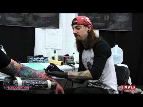 Timmy B - Tattoo Nation - New School