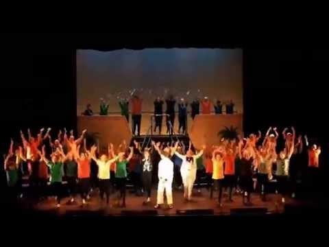Joseph and the Amazing Technicolor Dreamcoat - Stagecoach Showcase 2015
