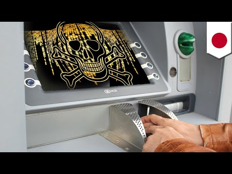 ATM hack 2017: New jackpot hack lets hackers control ATMs remotely and make it rain - TomoNews