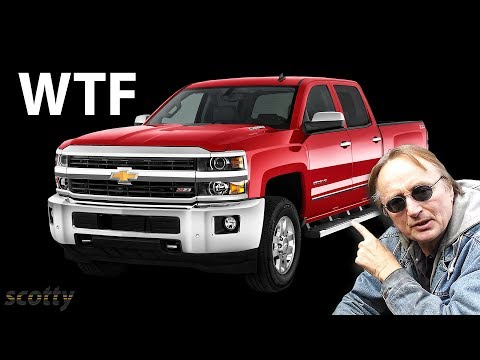 I Can't Believe Chevy is Doing This