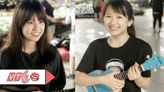 Hotgirl Sài Gòn du ca với đàn Ukulele | VTC