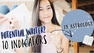 TOP 10 PLACEMENTS FOR BEING A WRITER IN ASTROLOGY // Best career for your zodiac sign