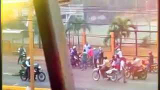 Barquisimeto Fermin Toro protesta
