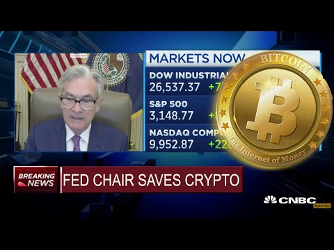 DID FEDERAL RESERVE Chairman Jerome Powell Just SAVE BITCOIN and Cryptocurrency? Africa BTC Nodes!