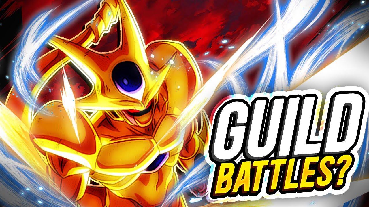 Legends News! Guild Battles, New Lineage of Evil Unit, Vegito Blue Counter?