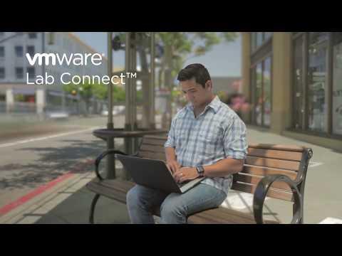 VMware Lab Connect