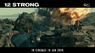 12 Strong (2nd Trailer) - In Cinemas 18 January 2017