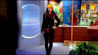 Kim Coppola on Pittsburgh Today Live: How to Jazz Up Your Holiday Outfit Thumbnail