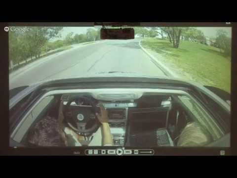 Raúl Rojas  González - Autonomous Cars and their Control