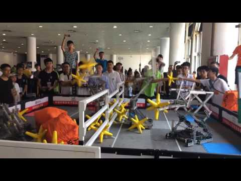 2016-2017 VEX Starstruck Asia-Pacific Robotics Championship China Qualifier