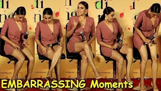 Swara Bhaskar's EMBARRASSING Moments At Veere Di Wedding Trailer Launch