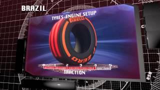Pirelli: GP van Brazilië 2014