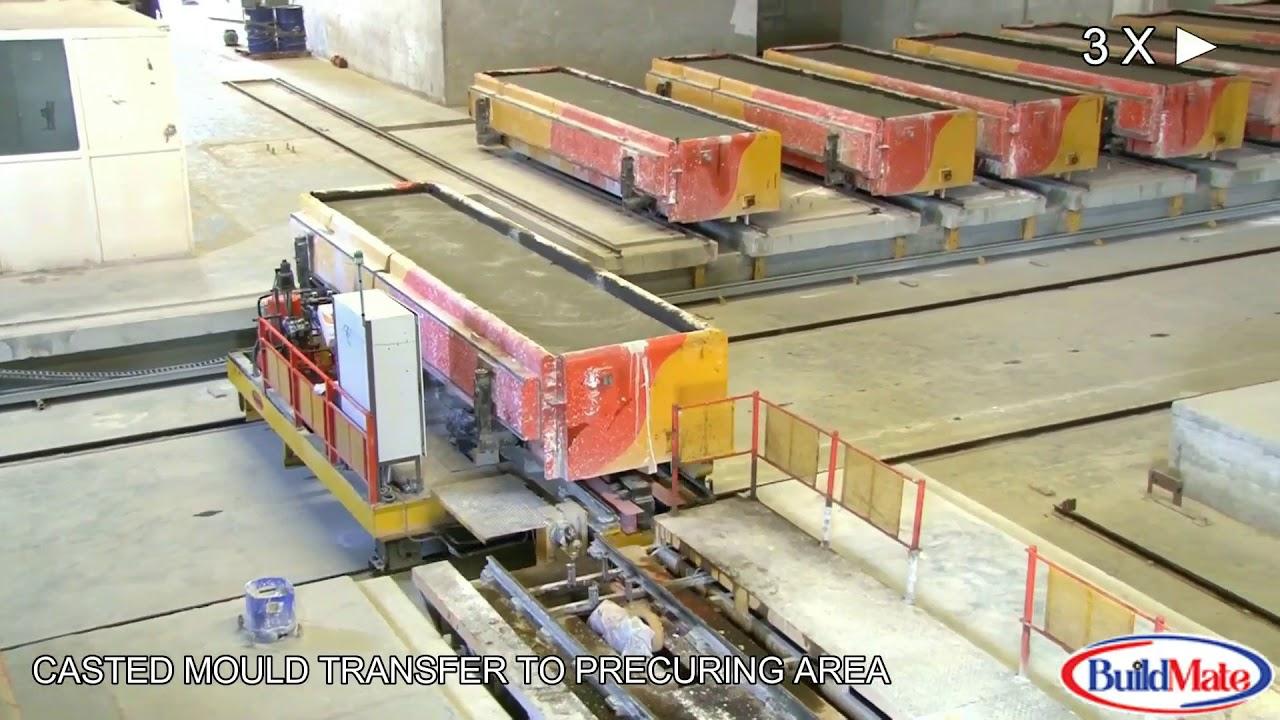 AAC Block Manufacturing Process @ Saudi AAC Block Factory