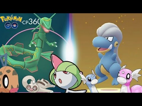 Download Youtube: 98% RAYQUAZA MAXED OUT + HATCHING 9,10KM EGGS - POKEMON GO