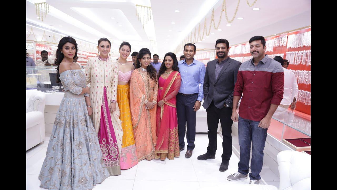 Celebrities at The Legend New Saravana Stores - Padi Showroom ...