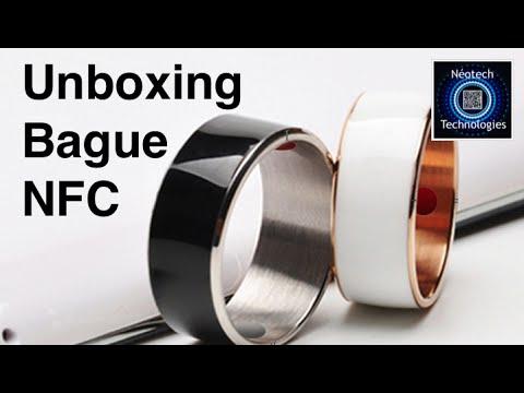 meilleure collection prix incroyable énorme réduction Unboxing - Bague NFC (Français)