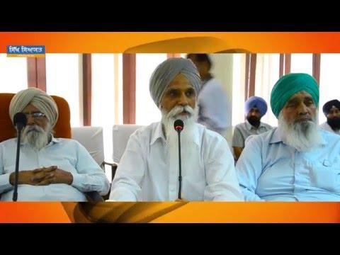 Sant Bhindranwale De Ru B Ru June 1984 Di Pattarkari book breaks myths about media: Bhai Ajmer Singh
