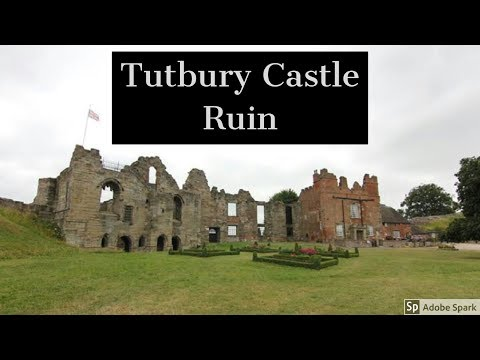 Travel Guide My Day Trip To Tutbury Castle Ruin Staffordshire UK Review