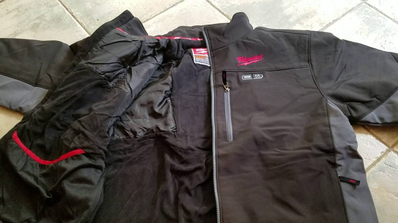 M12 Heated Jacket Milwaukee M12 Heated Jacket Review