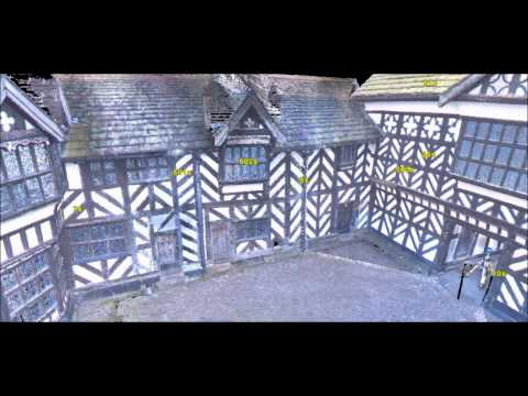 Little Moreton Hall Pass One.wmv