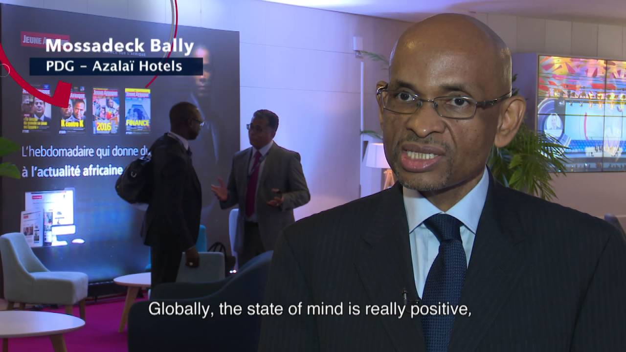 utterly stylish get new a few days away AFRICA CEO FORUM 2016 - Interview Mossadeck Bally