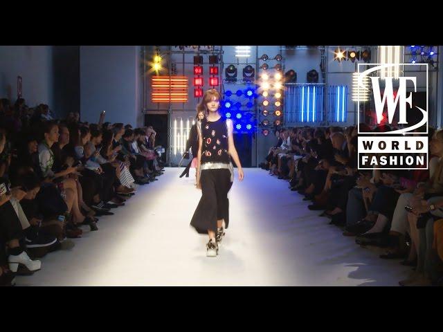 MSGM Spring-Summer 2016 Milan Fashion Week