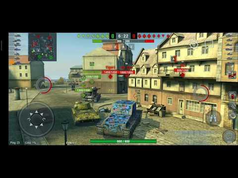 Обычный бой на СУ-100Y WoTb#2