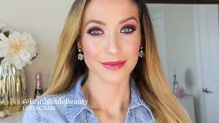 Very Berry Smokey Eye Fall Makeup Tutorial  | New CHANEL Collection
