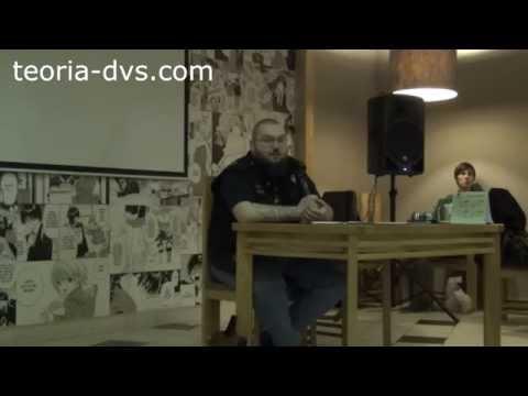 Евгений Травников и проект Теория ДВС встреча в Санкт Петербурге 20.04.2015