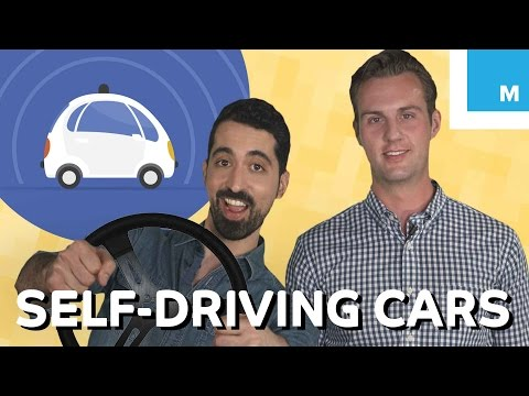 How do Self-Driving Cars Work? | Mashable Explains