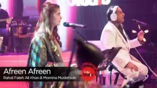 Afreen Afreen, Rahat Fateh Ali Khan & Momina Mustehsan MP3 + Download Link   YouTube
