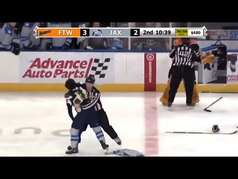 ECHL: Crazy Moments