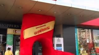 Santa Shoe Mall-Santa's Biggest Shoe Gate Thumbnail