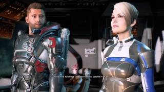 Mass Effect™: Andromeda - Cora Harper: At Duty's Edge